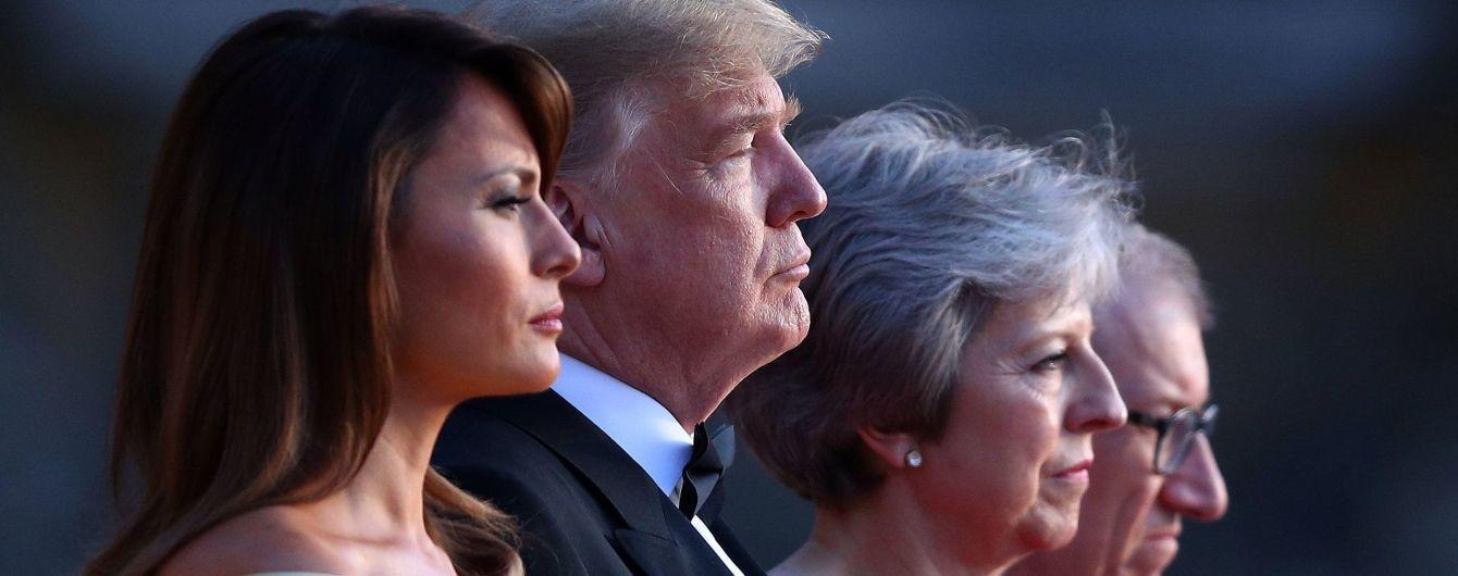 """Трамп: проект Терези Мей щодо Brexit """"вб'є"""" торгівельну угоду з США"""