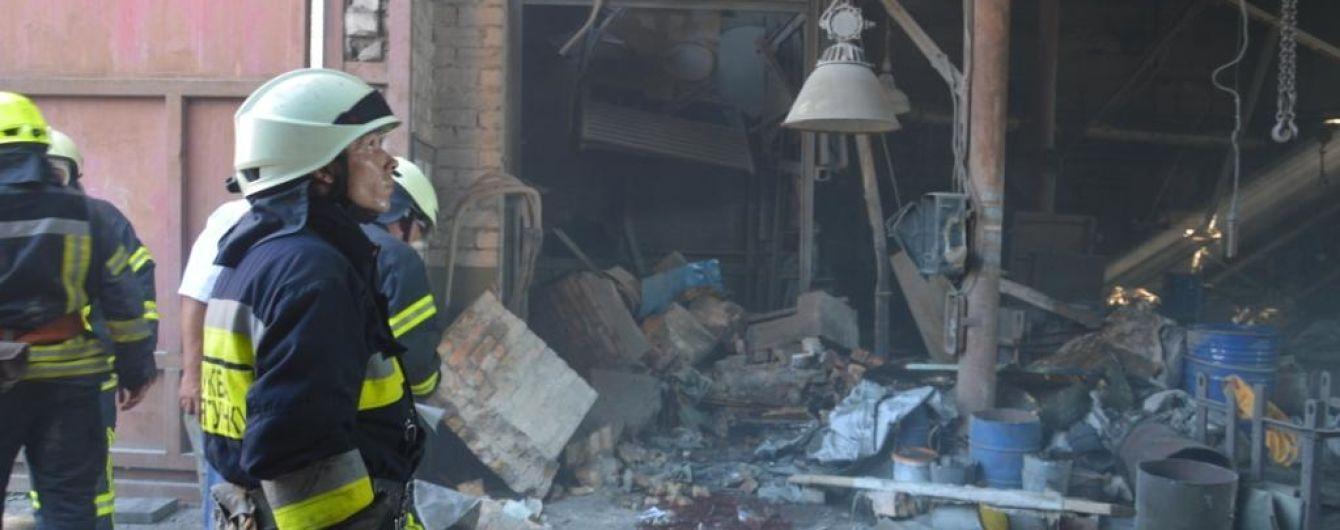 У Дніпрі внаслідок вибуху на підприємстві загинули двоє людей