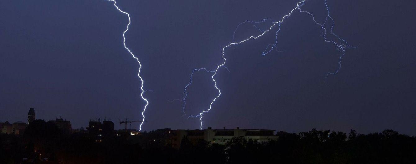 Грозы и шквалы. Синоптики предупредили украинцев об ухудшении погоды