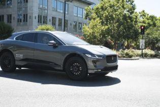 Jaguar I-Pace превратят в беспилотное такси