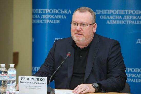 Валентин Резніченко: Центр матері та дитини ім. Руднєва отримає нове обладнання і стане дружнім простором