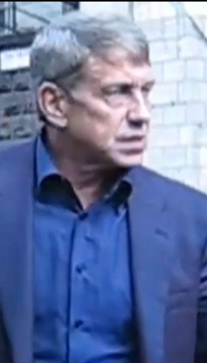 В центре Киева подрались министр энергетики и народный депутат