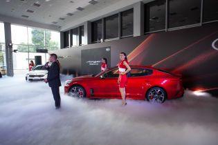 Самую быструю модель Kia украинцы раскупают еще до презентации
