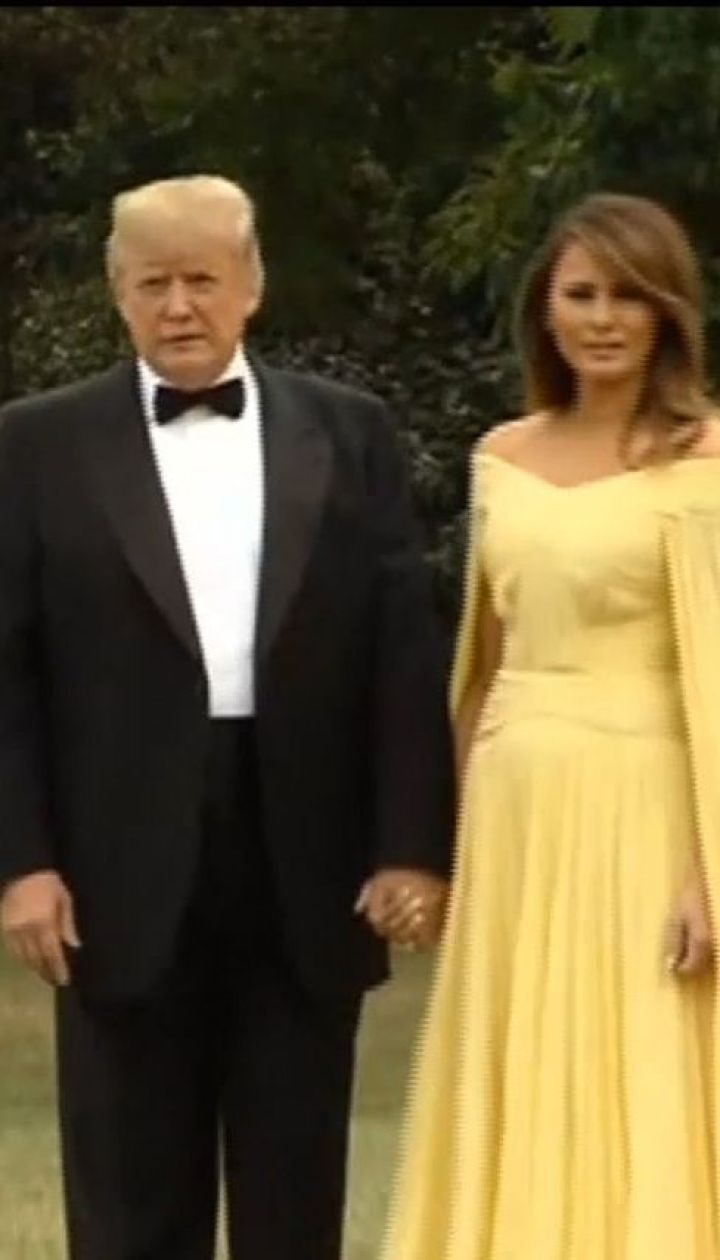 У Віндзорському палаці готуються зустрічати Дональда Трампа