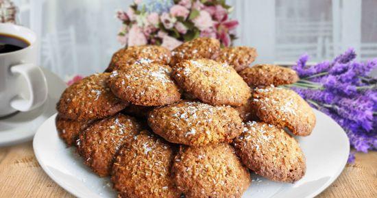 Повітряне кокосове печиво