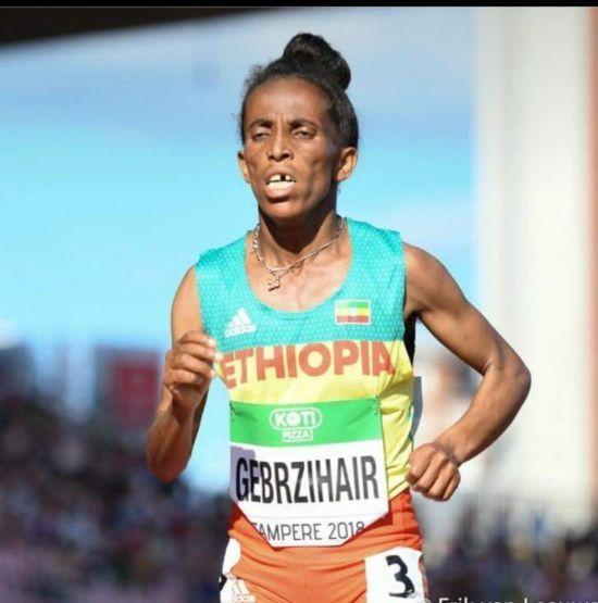 Як бабця. 16-річна спортсменка з Ефіопії шокувала своїм виглядом