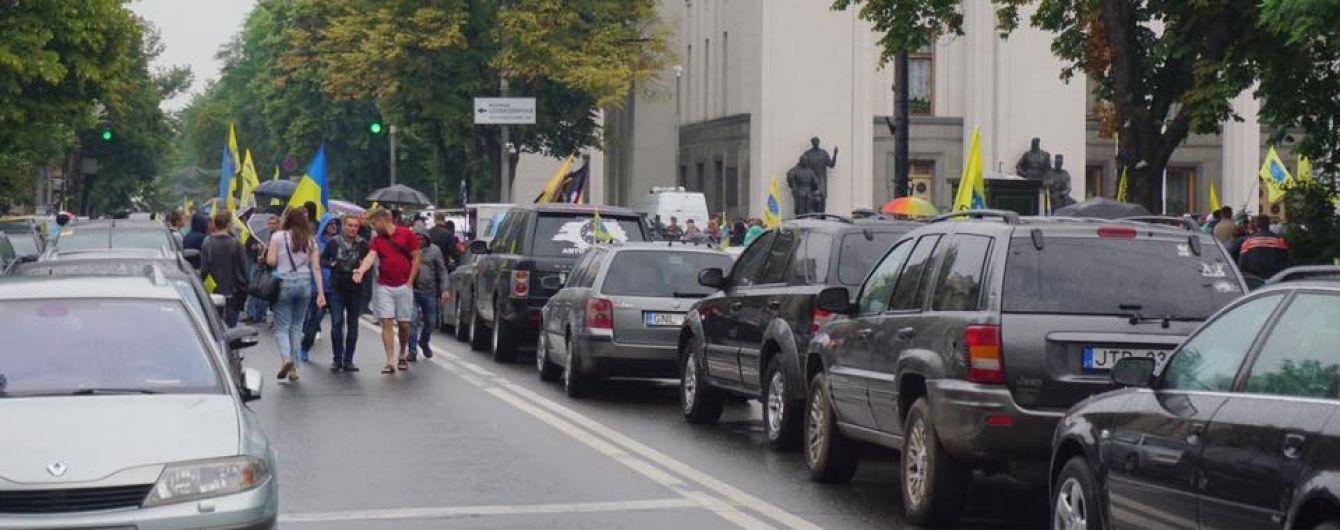 Що чекає на водіїв автомобілів на єврономерах після реєстрації нового законопроекту