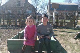 Брат с сестрой Богдан и Алина нуждаются в помощи