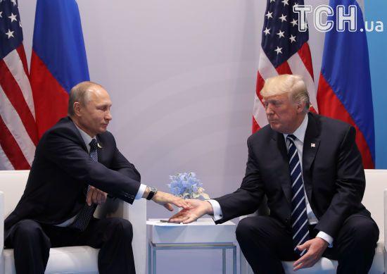 Від захоплення до розчарування: як Трамп та Путін обмінюються компліментами