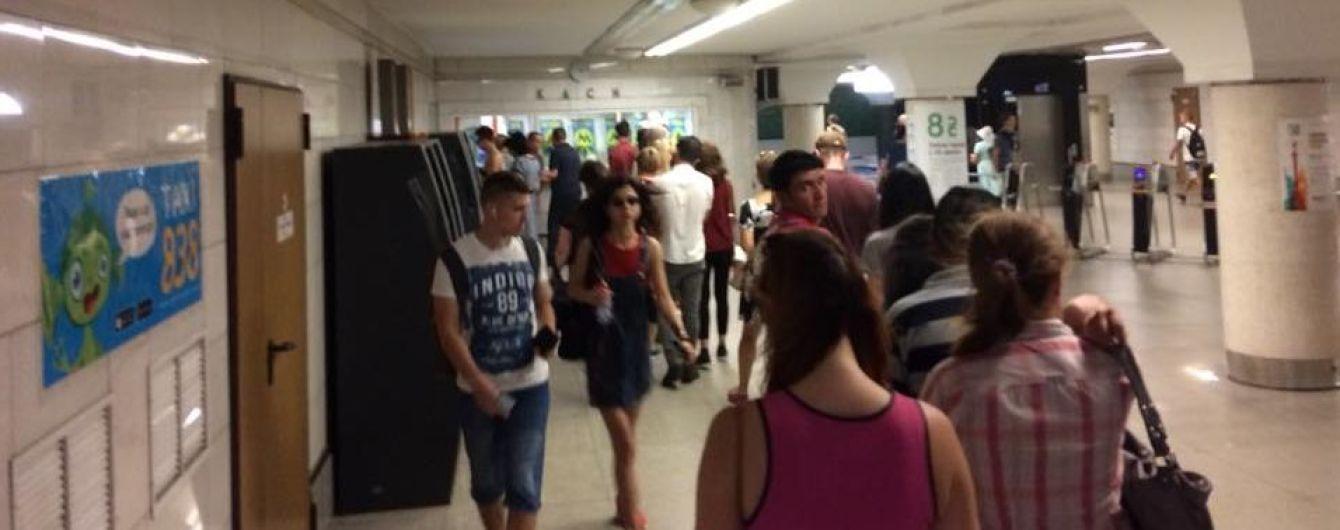 Здорожчання проїзду: в київському метро - черги на поповнення карток за старим тарифом