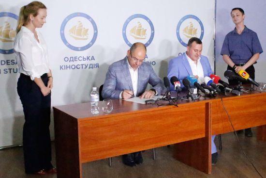 Одеську кіностудію оновлять за побажаннями одеситів на кошти закордонних інвесторів