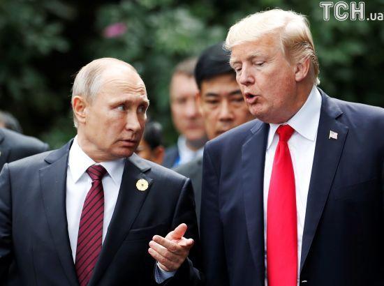 """""""Може бути щось виняткове"""". Трамп заявив про високі очікування від зустрічі з Путіним"""