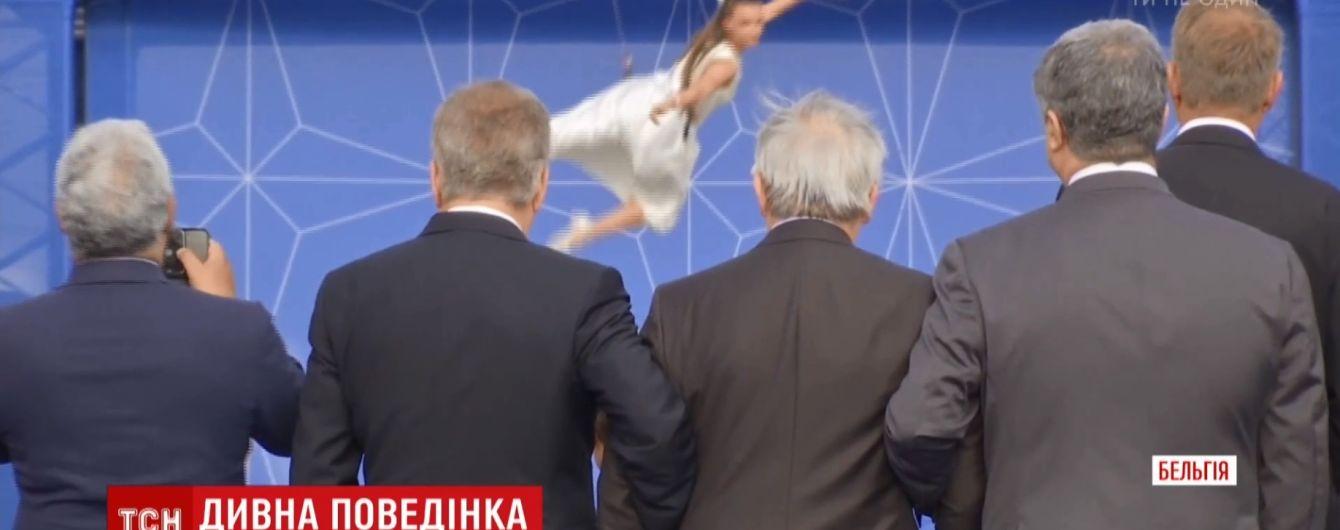 Журналисты заподозрили президента Еврокомиссии Юнкера в пьянке на саммите НАТО