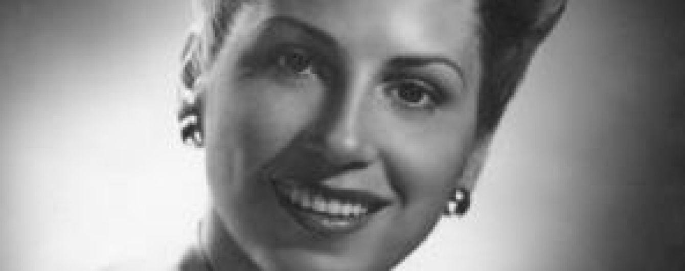 Померла перша дружина Френка Сінатри
