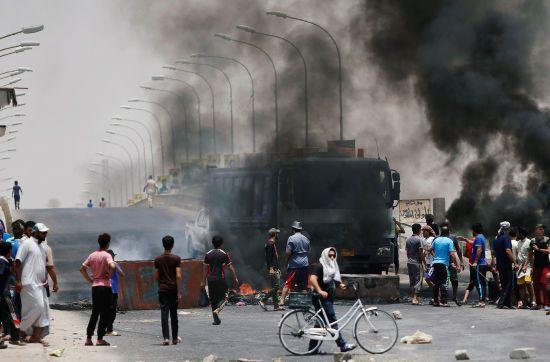 В Іраку прогриміли вибухи: є поранені