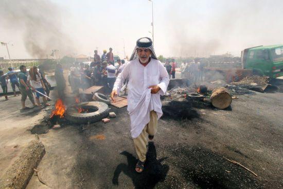У столиці Іраку заблокували Інтернет через антиурядові протести