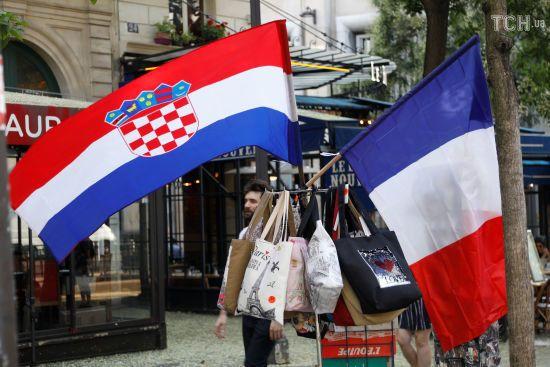 Букмекери назвали очевидного фаворита у фіналі ЧС-2018 між Францією та Хорватією