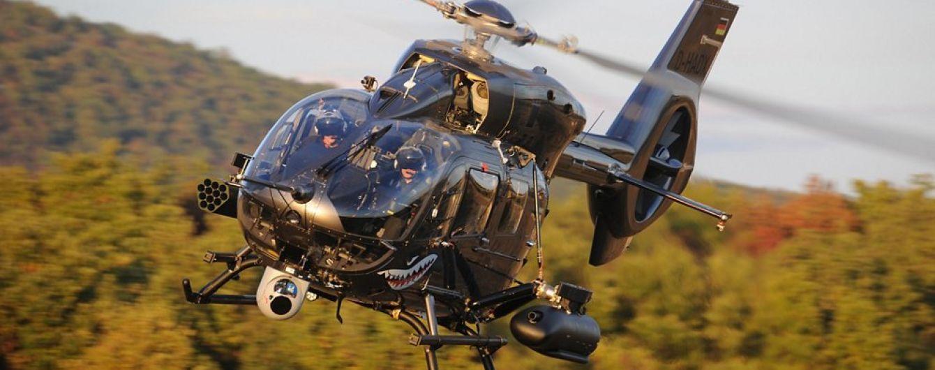 Французский авиагигант Airbus предоставит Украине 55 вертолетов