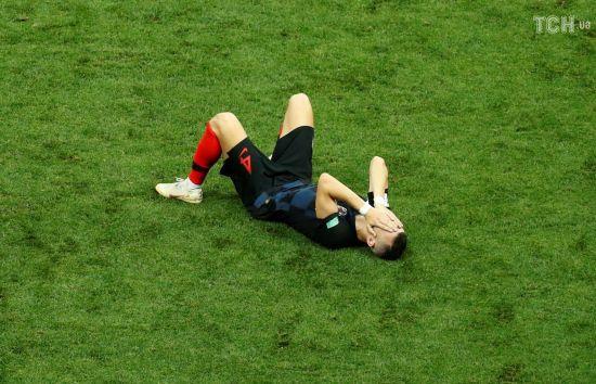Основний півзахисник збірної Хорватії може не зіграти у фіналі ЧС-2018