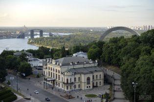 """Новий фунікулер та пішохідний міст у центрі столиці. Кличко пообіцяв """"магніт"""" для туристів"""