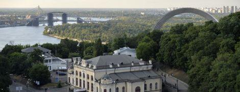 """Новый фуникулер и пешеходный мост в центре столицы. Кличко пообещал """"магнит"""" для туристов"""