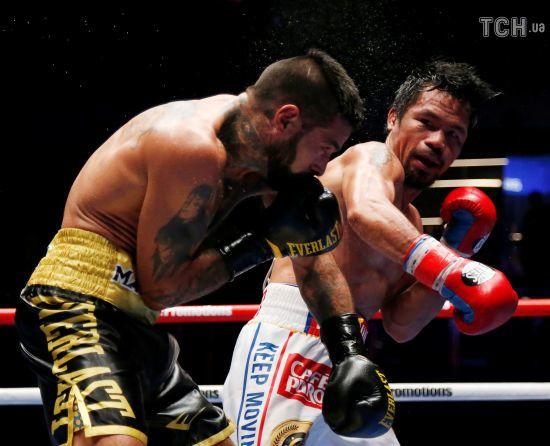 Легенда світового боксу Пак'яо нокаутував суперника та встановив неймовірний рекорд