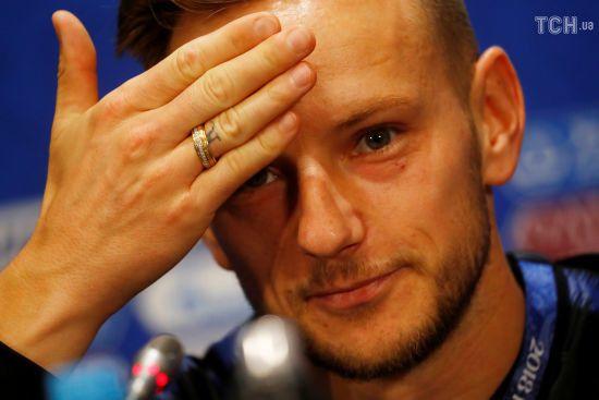 Футболіст збірної Хорватії пообіцяв зробити тату на лобі, якщо команда переможе Францію у фіналі ЧС-2018