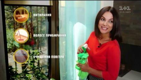 Боремося з пилом разом із Тамілою Чехович