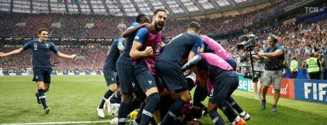 Франция в сверхрезультативном матче победила Хорватию и второй раз в истории стала Чемпионом мира