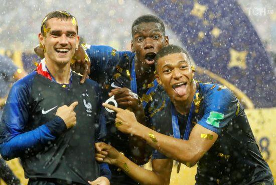 Чемпіонат світу-2018. Результати всіх матчів