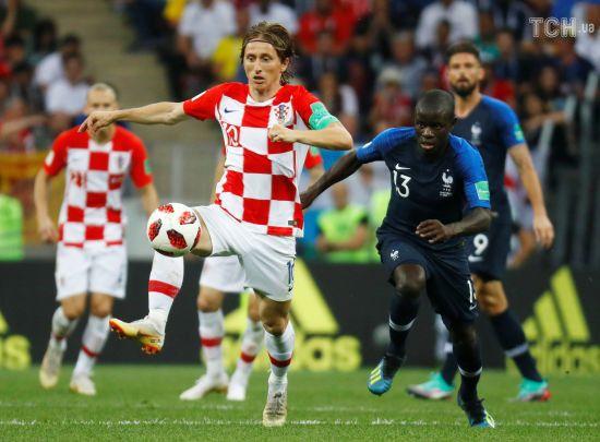 Франція і Хорватія видали найрезультативніший фінал Чемпіонату світу за 52 роки