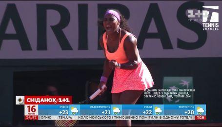 Тенісистка Серена Вільямс звернулася до всіх матерів після програшу на Вімбілдонському турнірі