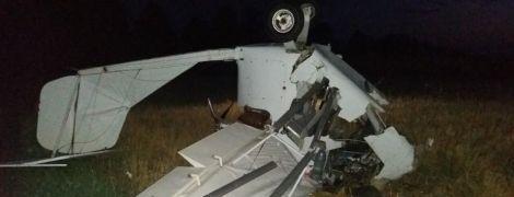 На Сумщине разбился второй самолет за неделю