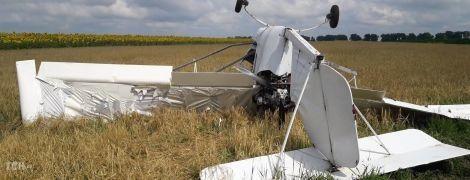 Подробности второй авиакатастрофы на Сумщине: самолет был без регистрационных номеров