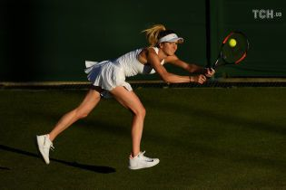 Свитолина сохранила место в мировом рейтинге после провального Wimbledon