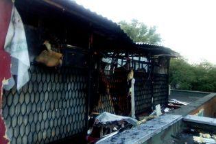 У Києві палав хостел: постраждали шестеро людей