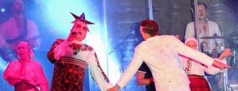 Верка Сердючка зажгла с концертом в Одессе после слухов об уходе со сцены