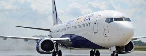 Украинская авиакомпания отменила рейсы в Барселону