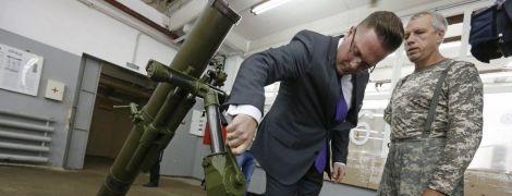 Полторак доручив провести додаткову експертизу металу міномета, що вибухнув на Рівненському полігоні