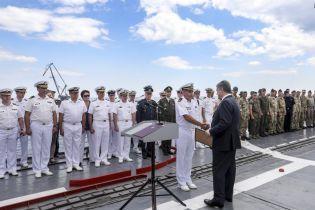 Sea Breeze-2018: Порошенко розповів про головні цілі військових навчань у Чорноморському регіоні