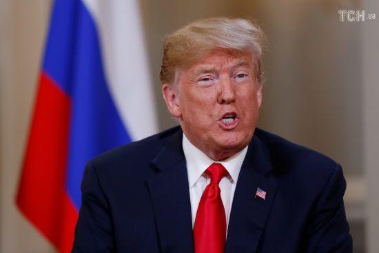 """Трамп відповів """"хейтерам"""", які хотіли побачити """"боксерський поєдинок"""" з Путіним у Гельсінкі"""