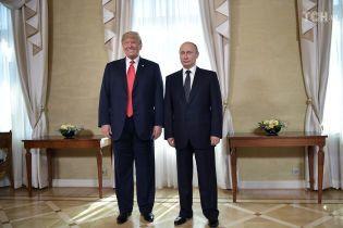 У Гельсінкі завершилася розмова віч-на-віч Путіна і Трампа