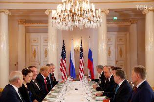 Трамп звинуватив опонентів у бажанні розв'язати ядерну війну з РФ