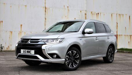 Mitsubishi Outlander PHEV значиться у рекордсменах продажів серед гібридів
