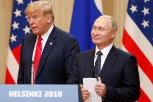 """Путін закликав Трампа """"налаштовувати"""" Україну на Мінські домовленості"""