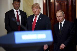 Україна просить США роз'яснити, до чого дійшли Трамп з Путіним щодо конфлікту на Донбасі - ЗМІ