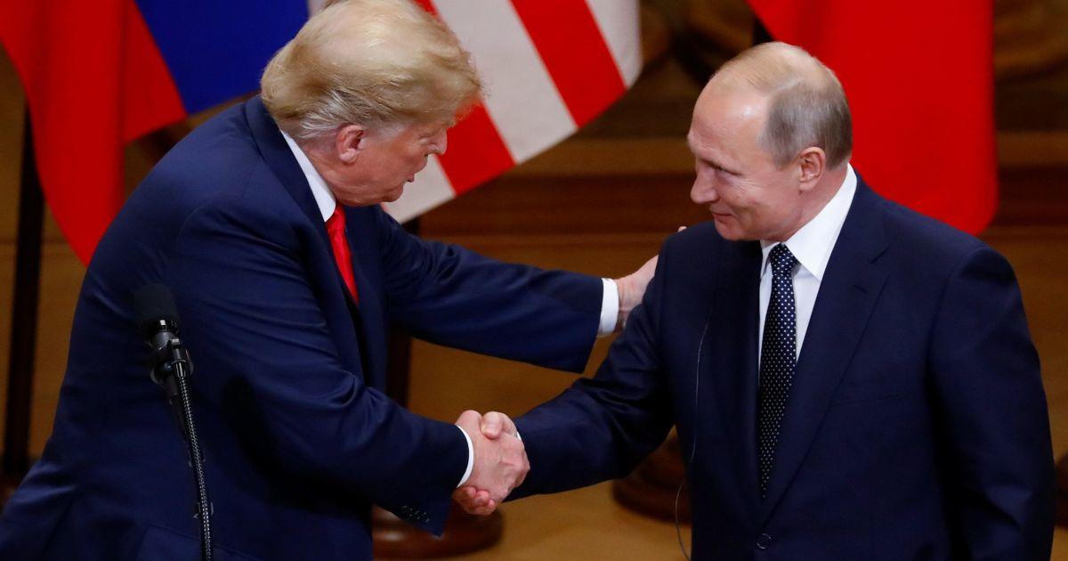 Трамп у Гельсінкі похвалив Путіна за Чемпіонат світу (14.99 30) 8852a8bd5f058