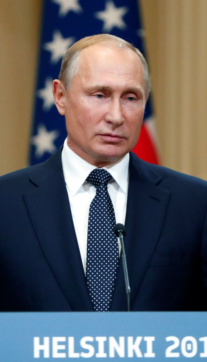 """""""Так, я хотів перемоги Трампа"""": Путін прямо відповів на запитання про американські вибори"""
