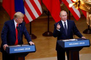 Путін у присутності Трампа заявив, що для Росії питання Криму закрите
