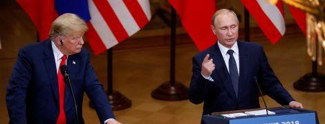 Путин в присутствии Трампа заявил, что для России вопрос Крыма закрыт